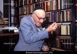 Yeshayahu Leibowitz, 1903-1994