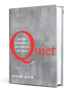 """Quiet,"" the best seller by Susan Cain"