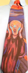 "Edvard Munch's ""The Scream"" has multiple connections to Parashat Vayera."