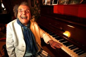 Alice Herz-Sommer, the world's oldest pianist and world's oldest Holocaust survivor, died at 110.