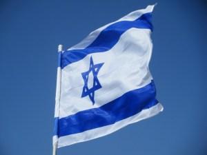 Caesraea+Israel+flag1